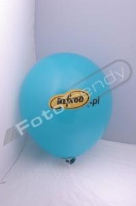 Balony z helem- pracownicy od reklamy
